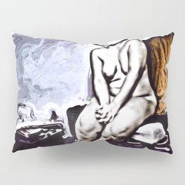 """""""Demuring Lagomorpha"""" By Nacho Dung. Pillow Sham"""