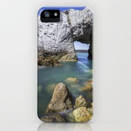 The White Arch  iPhone Case