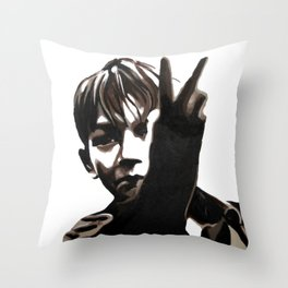 Kes  Billy Throw Pillow