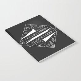 daydreamer nighthinker Notebook
