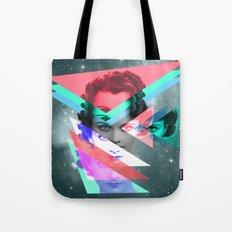 galactic implosion Tote Bag