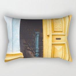 Havana Doors - Cuba Rectangular Pillow