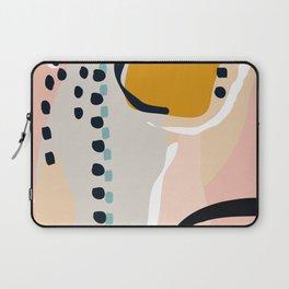 modern abstract Laptop Sleeve