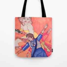 Kathak Tote Bag