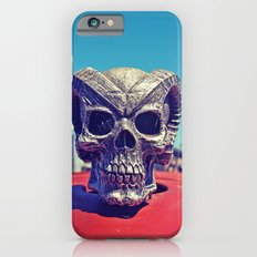 Evil hood ornament Slim Case iPhone 6s