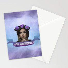 Aria Montgomery Stationery Cards