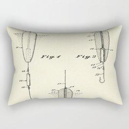 Fishing Tackle-1950 Rectangular Pillow