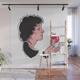 Modern Eve Wall Mural