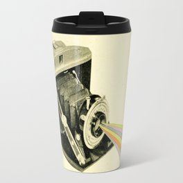 It's a Colourful World Travel Mug