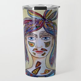 Spirit Woman Travel Mug