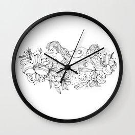Proximity 02 Wall Clock