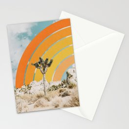 Desertscape Stationery Cards