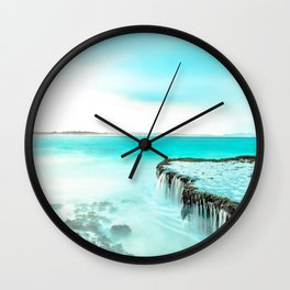 Vivonne Bay, Kangaroo Island Wall Clock