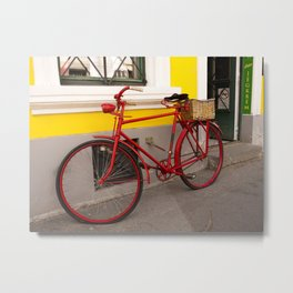 The Colorful Summer Metal Print
