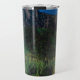 Hawaiian Colorado Travel Mug