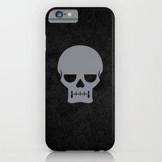 Gray Skull Slim Case iPhone 6s