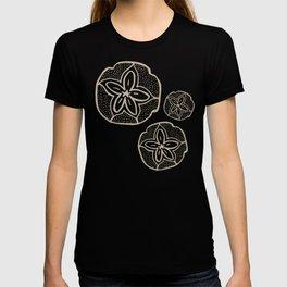 Sand Dollars and Seahorses T-shirt