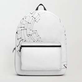 Modern lines II Backpack