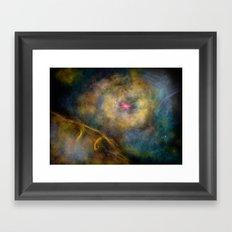 Orion Snapshot Framed Art Print