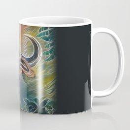 Alarmed Buffalo Coffee Mug