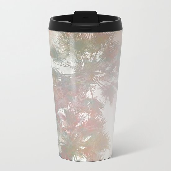 Tropical Day Dream Metal Travel Mug