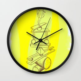 Dreaming is good for you Wall Clock
