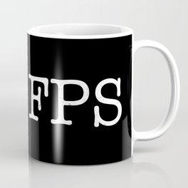 I heart FPS Coffee Mug