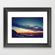 Explorers Framed Art Print