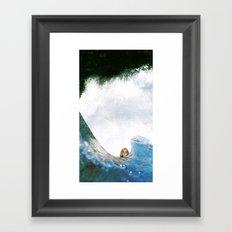colagem6 Framed Art Print