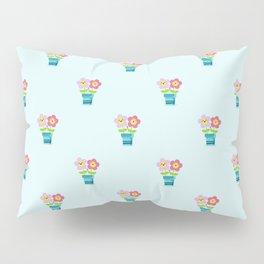 Kawaii Spring lovers pattern Pillow Sham