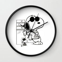 Snoopy Wall Clock