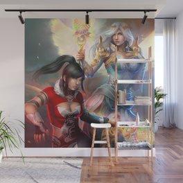 Fantasy girls Wall Mural