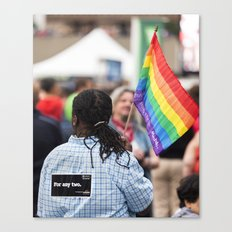 World Pride Toronto 2014 Canvas Print