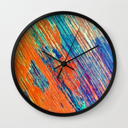 Hot and Cold aka Fear and Desire Wall Clock