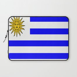 Flag of Uruguay Laptop Sleeve