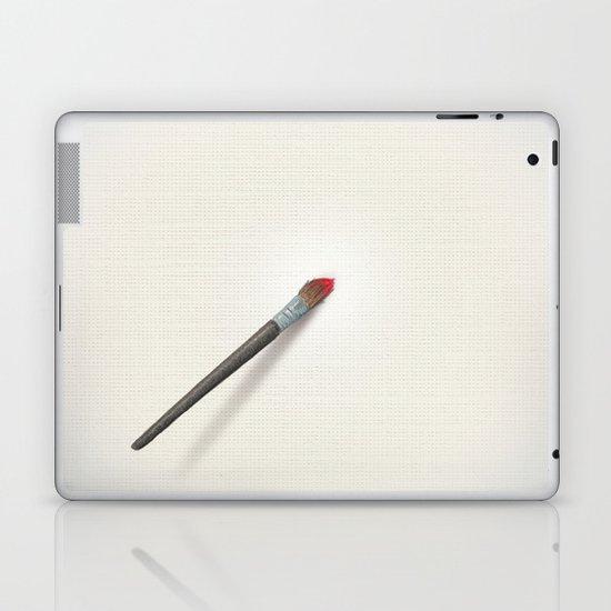 Blank Canvas - Painting Laptop & iPad Skin
