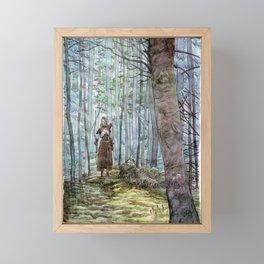 Lijdel Framed Mini Art Print