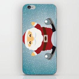 Christmas Card iPhone Skin
