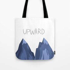 Upward Tote Bag