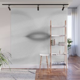 black and white, abstract Wall Mural