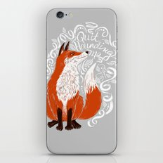 The Fox Says iPhone & iPod Skin