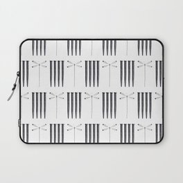 Dagonfly & nails Laptop Sleeve
