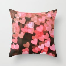 Lovestruck Throw Pillow