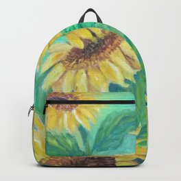 Girasoles Backpack