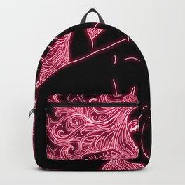 Neon Diabla - Big Hair Backpack