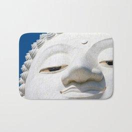 Face of Buddha Bath Mat