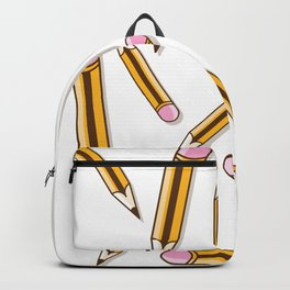 Pencils Backpack