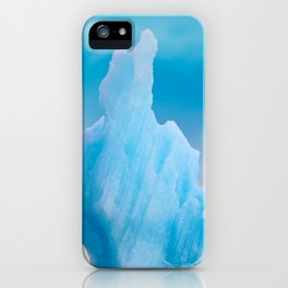Abstract Icelandic Iceberg iPhone Case