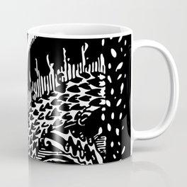 The woods are lovely, dark and deep Coffee Mug