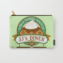 JJ's Diner: A Parks and Recreation Parody Carry-All Pouch